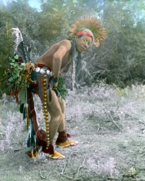 gagak dancer Early 1900s foto sejak Richard Throssel