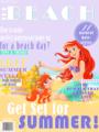 DP Magazine cover -The BEACH - disney-princess photo
