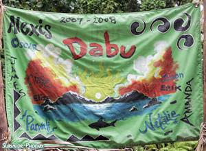 Dabu (Merged) Tribe Flag (Micronesia)