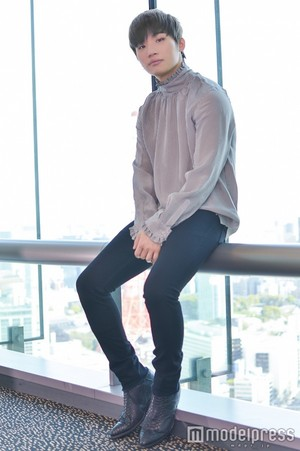 Daesung - Model Press Interview