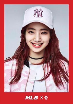 Dahyun - Sports Casual Brand MLB