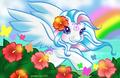 Springtime on Butterfly Island - my-little-pony fan art
