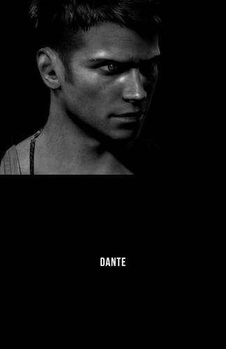 Dante (DmC) wallpaper titled Dante
