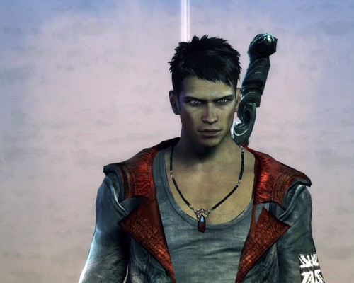 Dante (DmC) wallpaper entitled Dante