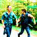 Daryl and Rick - daryl-dixon icon