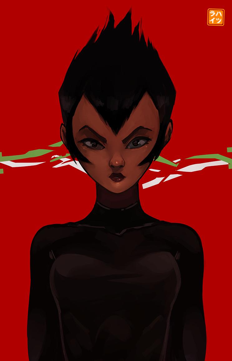 Daughter of Aku por Hatsuraikun