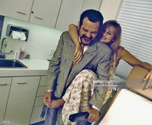 Debbie With Former Boss, Dr. Allen Klein