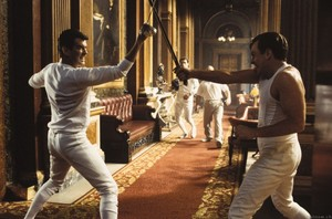 Die Another 日 - Bond and Graves fencing scene