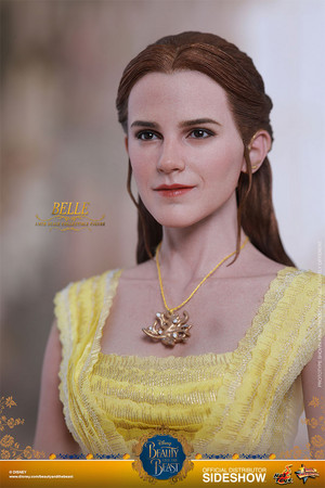 迪士尼 Belle Sixth Scale Collectible Figure 由 Hot Toys