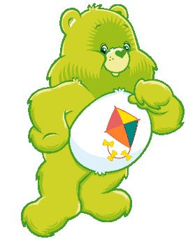 Care Bears wallpaper entitled Do Your Best Bear