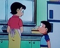 Doraemon mom and nobita - doraemon photo