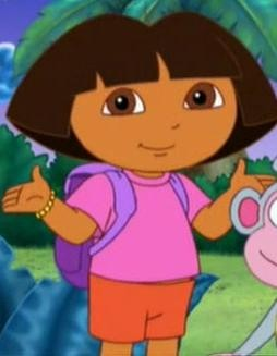 Dora the Explorer wallpaper called Doraj