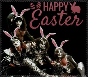 Easter KISS'es