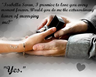 Edward and Bella,Twilight Saga