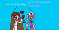 Elisa siku Meets Creepypasta Nurse Joy