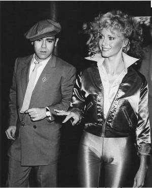 Elton And Olivia-John