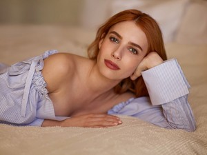 Emma Roberts ~ Who What Wear Photoshoot