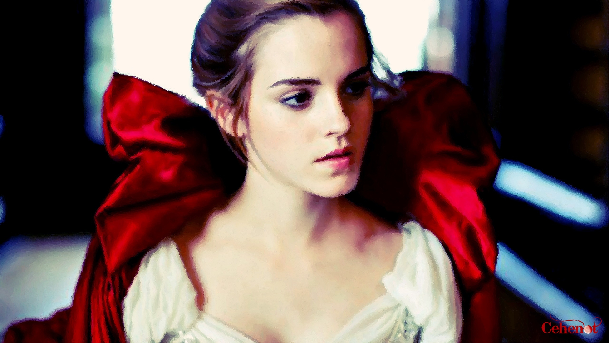 Emma Watson As Belle Beauty And The Beast Vs Beauty And