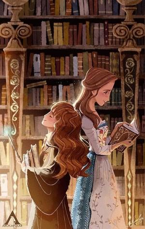 Emma Watson - Hermione and Belle