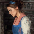 Emma as Belle (BATB) - beauty-and-the-beast-2017 photo