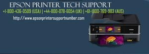 Epson Printer tech support