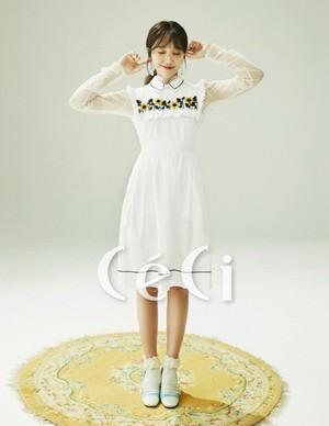 Eunji for 'Ceci'