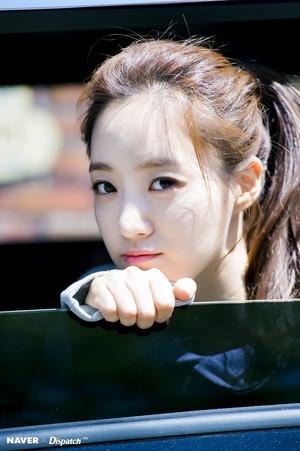 Eunjung for Naver x Dispatch