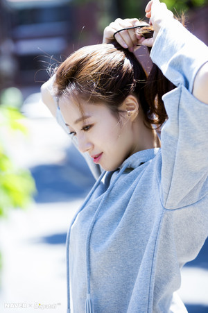 Eunjung for Naver x Dispatch