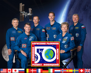 Expedition 50 Crew