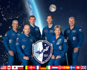 Expedition 51 Crew