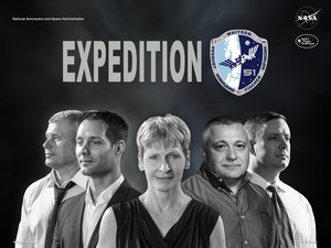Expedition 51 Mission Poster