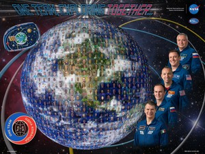 Expedition 52 Mission Poster