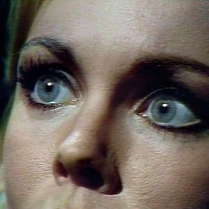 Angelique's mesmerising eyes