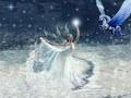 fairies - Fairy and Pegasus wallpaper