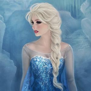 Frozen:Elsa