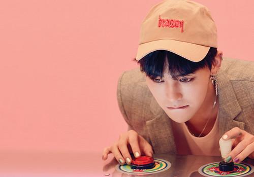 G-Dragon fondo de pantalla entitled G-Dragon X 8Seconds