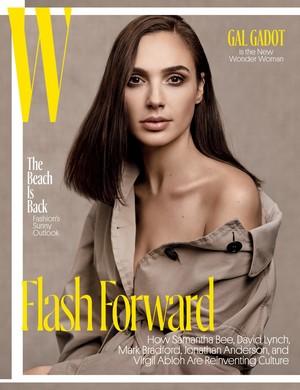 Gal Gadot - W Magazine Cover - April 2017