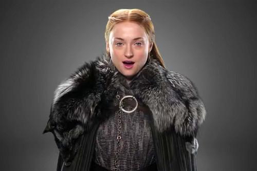 Game of Thrones wallpaper called Sophie Turner as Sansa Stark