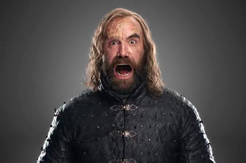 Game of Thrones wallpaper entitled Rory McCann as Sandor Clegane