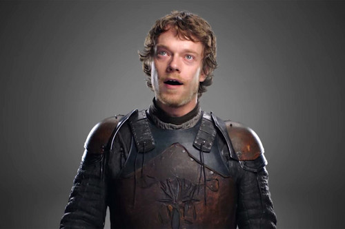Game of Thrones wallpaper titled Alfie Allen as Theon Greyjoy