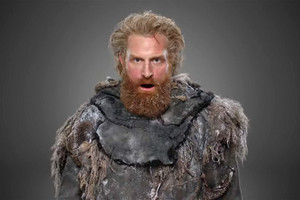 Kristofer Hivju as Tormund Giantsbane