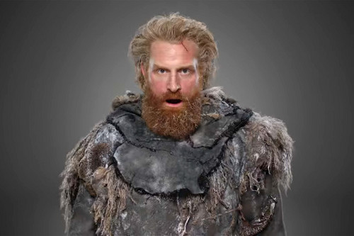 Game of Thrones wallpaper titled Kristofer Hivju as Tormund Giantsbane