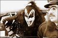 Gene ~Detroit, Michigan...January 24, 1976 - kiss photo
