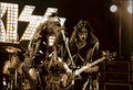 Gene and Ace ~Los Angeles, California...February 23, 1976 - kiss photo