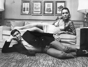 George and Diana - On Her Majesty's Secret Service
