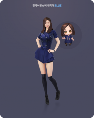 Gfriend Characters for NEXON Sudden Attack