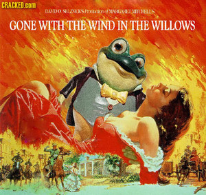 Gone with the Wind in the Willows