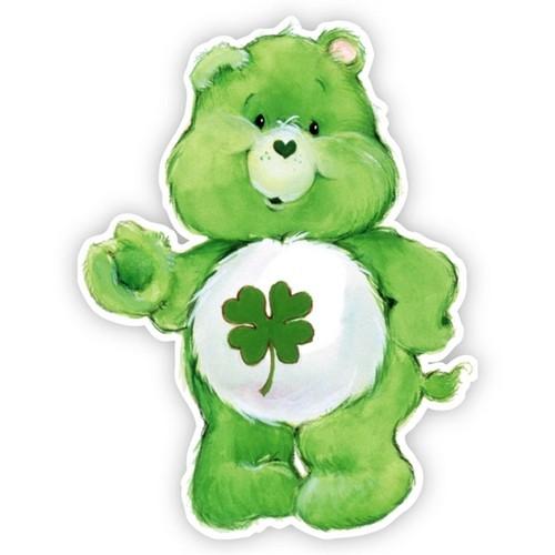 Care Bears wallpaper called Good Luck Bear
