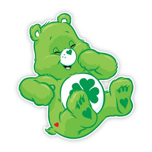 Care Bears wallpaper entitled Good Luck Bear
