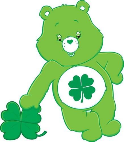 Care Bears wallpaper entitled Good Luck Bear